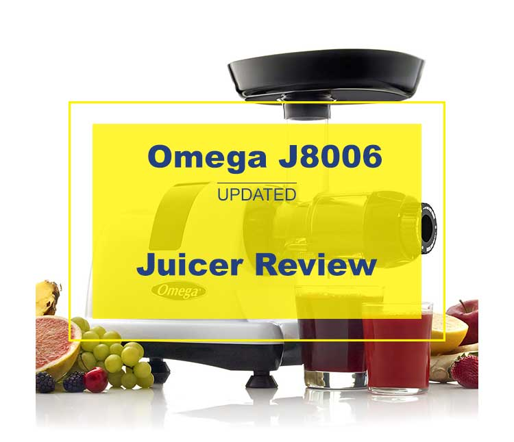 Omega Juicer 8006 Review Ratings Is This Masticating